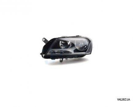 Фара двойная галогенная левая Volkswagen Passat B7 2011-2015