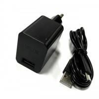СЗУ блок Fast adapter ES-D12 1 USB 5V 2A + кабель micro USB