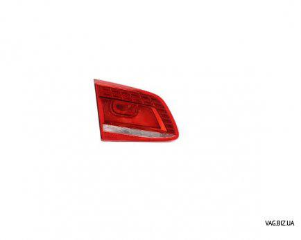 Фонарь задний светодиодный внутренний левый Volkswagen Passat B7 2011-2015