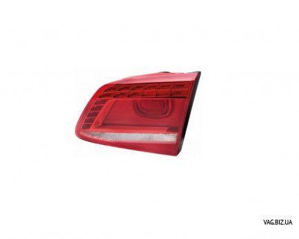 Фонарь задний светодиодный внутренний правый Volkswagen Passat B7 2011