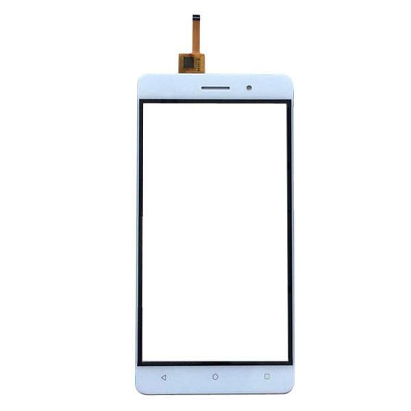 Сенсор (Touch screen) Bravis A552 Joy Max белый