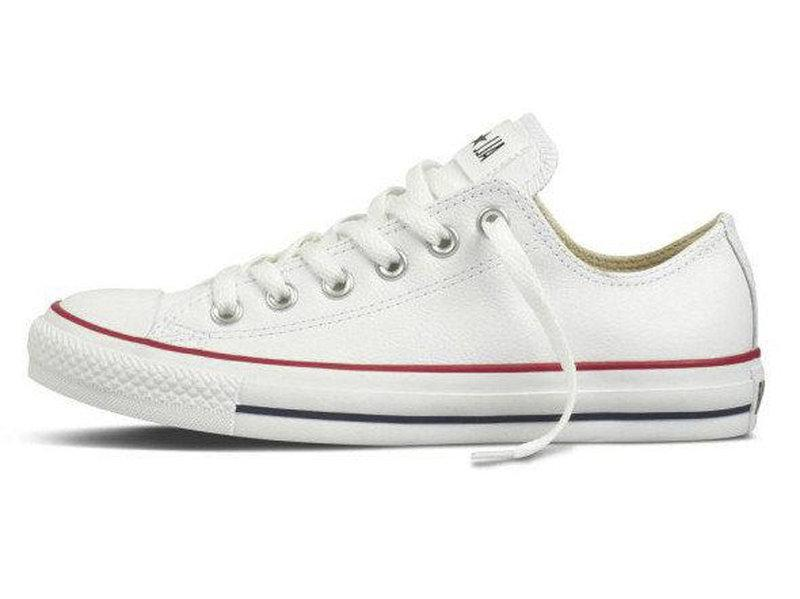 "Женские кеды Converse All Star Low ""White"" ( в стиле Конверс )"