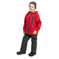 Демисезонный комплект для мальчика NANO от 1 до 10 лет (куртка и брюки), рост 74-142 ТМ Nanö 251 M S18 Ferrari Red, фото 1