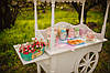 Аренда Candy Bar Тележка Candy Buffet, фото 3