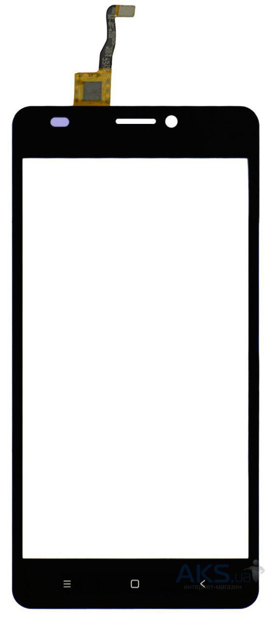 Сенсор (Touch screen) S-Tell M510 чёрный