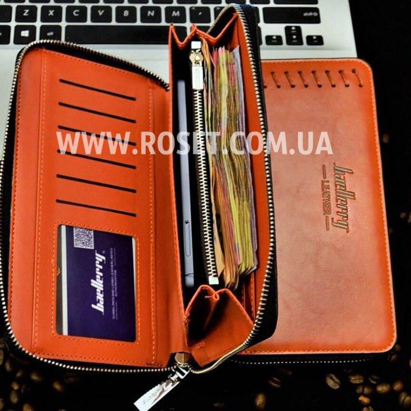 7b4d710205b4 Портмоне-кошелек мужской кожа - Baellerry Leather - Интернет-магазин  «Росет» в