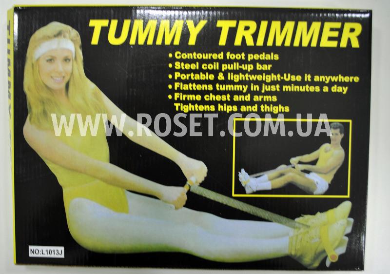 Тренажер эспандер пружинный - Tummy Trimmer