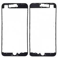 Рамка крепления дисплея iPhone 8 белая