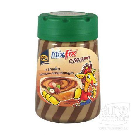 Крем (паста) MixFix cream Kruger шоколадно-ореховый Германия 400г