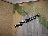 Ламбрекен, шторы, арка на любой вкус