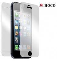 Защитная пленка для iPhone 4/4s Hoco Film Set Screen Protection Professional  front+back, фото 1