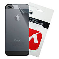 Защитная пленка для iPhone 5 Hoco Film Set Screen Protection Professional  front+back