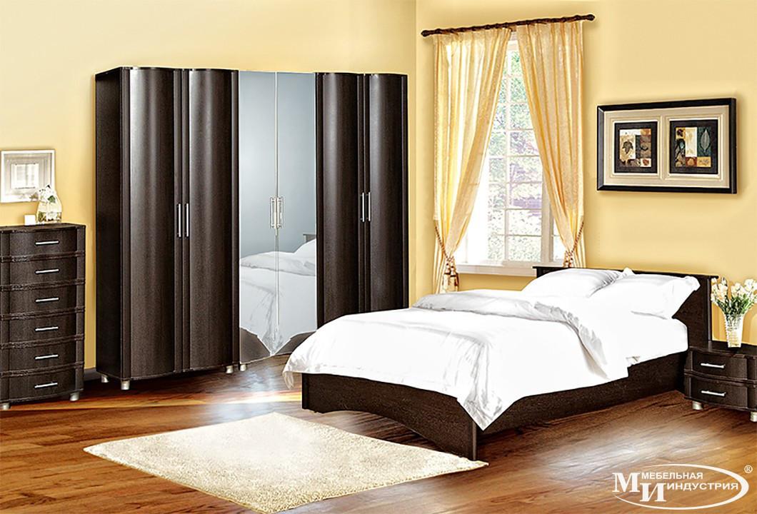 Спальня модульная Камелия комп.4