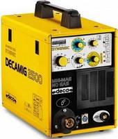 Сварочный полуавтомат DECAMIG 2500 SYNERGIC MIG-inverter, фото 1