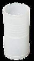 Муфта для гофрированных труб, прозрачная GFLEX16 IEK (100шт. в упаковке)
