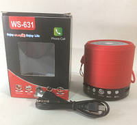 Портативная колонка WS-631, фото 1