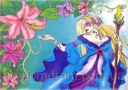 Картина раскраска Принцесса эльфов (7117) 25 х 35 см