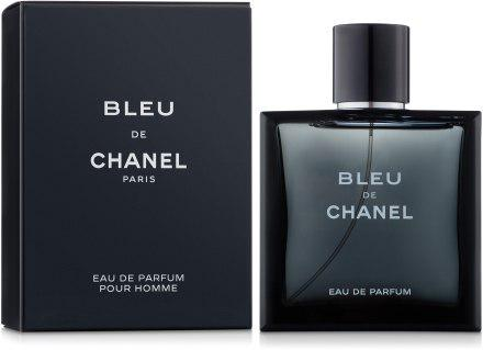 Мужская парфюмированная вода Bleu de Chanel Eau de Parfum Chanel, 100 мл