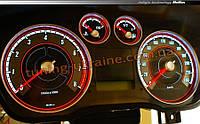 Шкалы приборов для Ford Focus 2 2005-2010 хэтчбек, фото 1