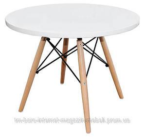 Стол детский Tavolo xz3 (Прайз), белый