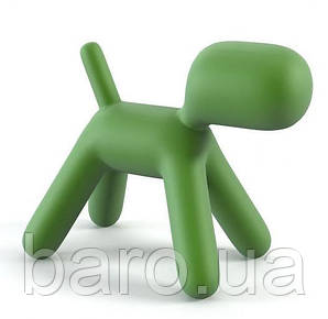 Стул Puppy большой, зеленый