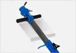 Домкрат пневмогидравлический подкатной, 25 т, AC Hydraulic, 25-1H, фото 2