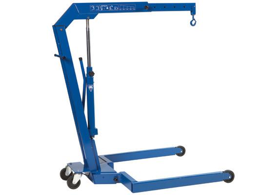 Складной гидравлический кран 1100 кг, AC Hydraulic, WJN10EUR