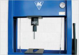 Гидравлический ручной пресс 20 т,  AC Hydraulic, PJ20H, фото 2