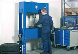 Ручний гідравлічний прес, AC Hydraulic, P100H, фото 4