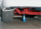 Бутылочный гидравлический домкрат 3.5 т, AC Hydraulic, A2-171, фото 3