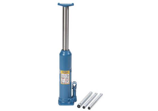 Бутылочный гидравлический домкрат 10 т, AC Hydraulic, ADX10-370, фото 2