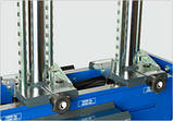 Ямный подъемник пневмогидравлический 20 т, AC Hydraulic, GD200-2M, фото 3