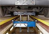 Ямный подъемник пневмогидравлический 20 т, AC Hydraulic, GD200-2M, фото 4