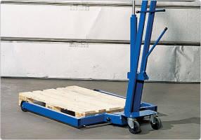 Складной гидравлический кран 550 кг, AC Hydraulic, WJN5EUR, фото 2