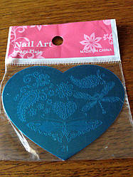 Диск для стемпинга Nail Art 21