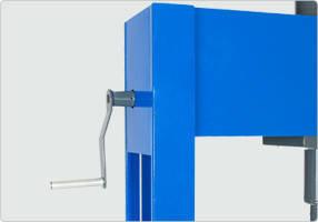 Ручной гидравлический пресс, AC Hydraulic, P100H, фото 3