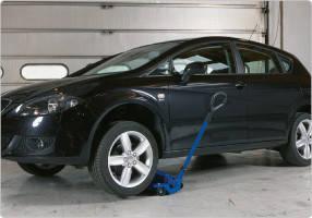 Подставка под автомобиль 1,5 т, AC Hydraulic, AB1.5-260, фото 2