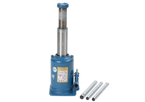 Бутылочный гидравлический домкрат 20 т, AC Hydraulic, AX20-240, фото 2
