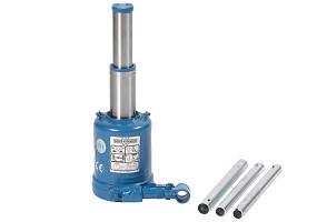 Бутылочный гидравлический домкрат 3т, AC Hydraulic, ATDX3-185