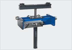 Ямный подъемник пневмогидравлический 10 т, AC Hydraulic, GD100-1, фото 2
