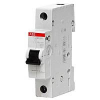 Автоматический выключатель ABB SH201-B10