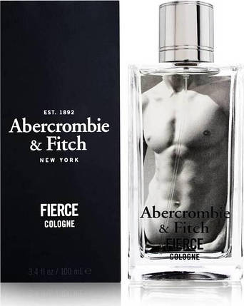 Fierce Abercrombie & Fitch одеколон, 100 мл, фото 2