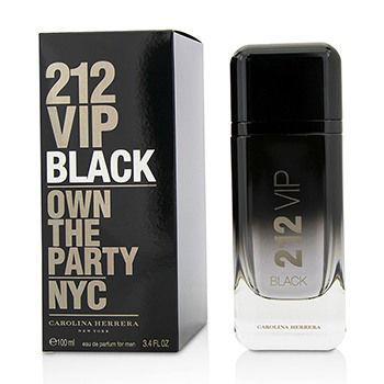 Одеколон 212 VIP Black Carolina Herrera , 100 мл