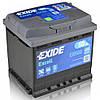 Аккумулятор   50Ah-12v Exide EXCELL(207х175х190),R,EN450