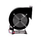 ВРМ 130 вентилятор центробежный (радиальный), фото 3