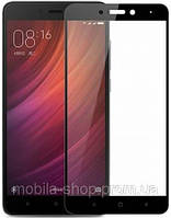 Защитное стекло 3D Honor для Xiaomi Redmi 5a, Black