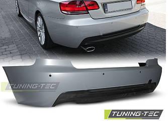 Задний бампер тюнинг обвес BMW E92 E93 стиль M Sport Paket