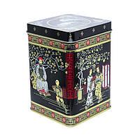 Металлический контейнер для сыпучих Япония, 1500г ( банка для круп )