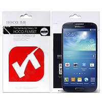 Защитная пленка для Samsung Galaxy S4 i9500 Hoco Film Set Screen Protection Professional