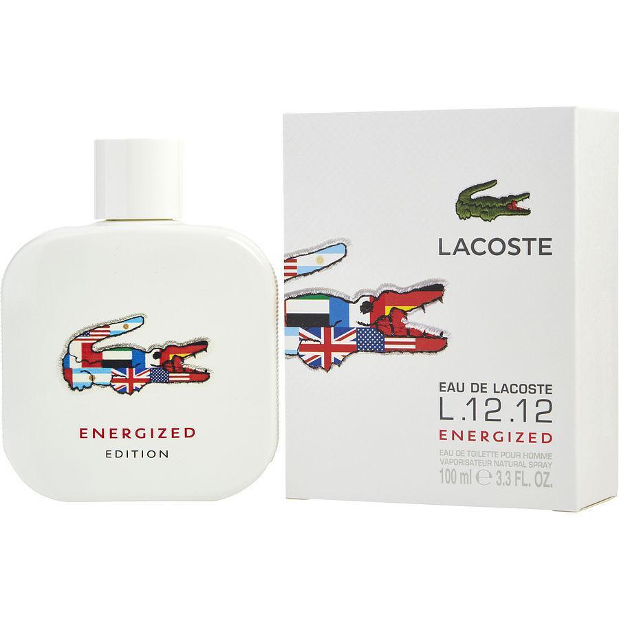 Lacoste Eau De L.12.12 Energized мужская туалетная вода